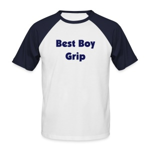 Best Boy Grip T-Shirt - Men's Baseball T-Shirt