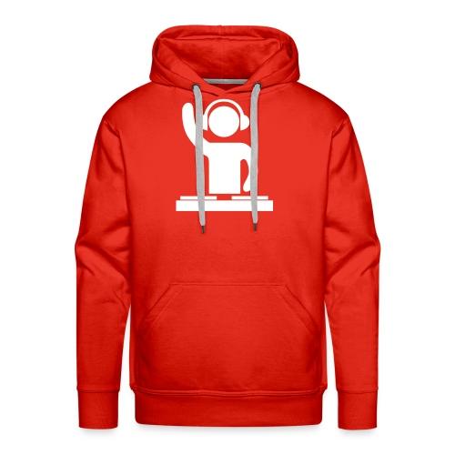 DJ Sweater - Mannen Premium hoodie