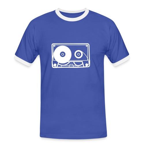 LISTEN THAT - T-shirt contrasté Homme