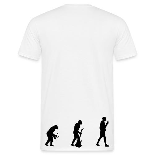 Evolution Shirt - Männer T-Shirt