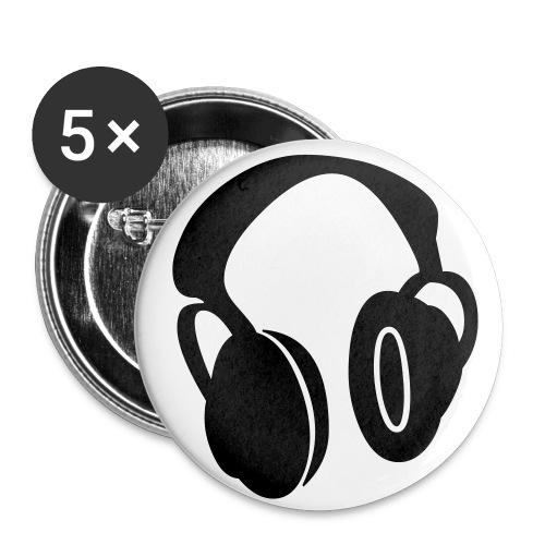 RM Button - Buttons mittel 32 mm