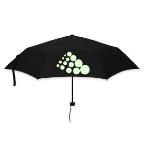 Regenschirm Punkte - Regenschirm (klein)