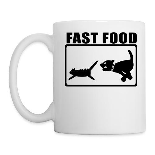 Fast Food Tasse - Tasse