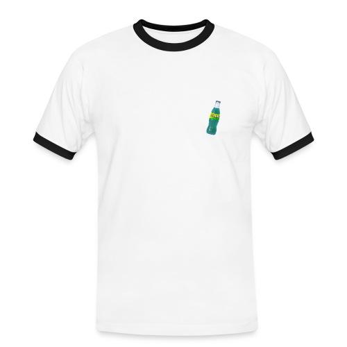 Exaltored Fashion - Maglietta Contrast da uomo