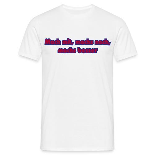 Ines - Männer T-Shirt
