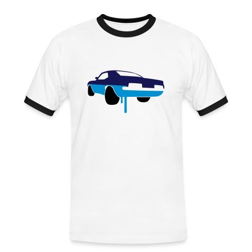 musclecar homme - T-shirt contrasté Homme