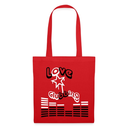 LE SAC CLUB RED - Tote Bag
