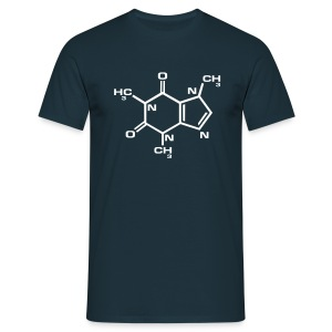 Mens Caffene T-shirt - Men's T-Shirt