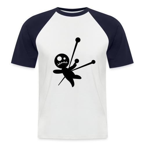 Voodoo - Camiseta béisbol manga corta hombre