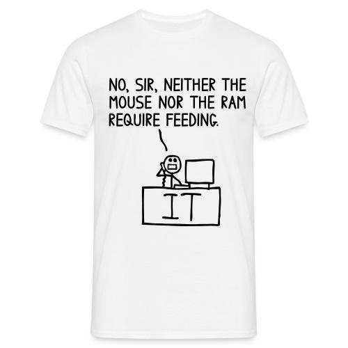 Mens IT shirt - Men's T-Shirt