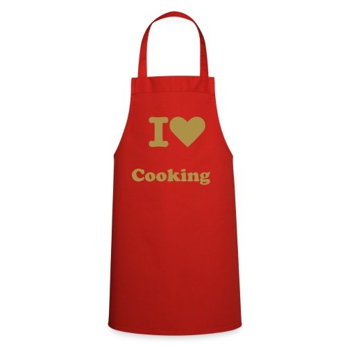 I Heart cooking - Cooking Apron