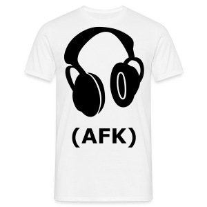 Headphones t-shirt - Men's T-Shirt