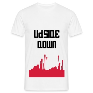 Upside down  - Men's T-Shirt
