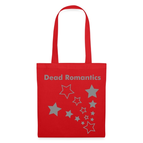 Red Stars Tote Bag - Tote Bag