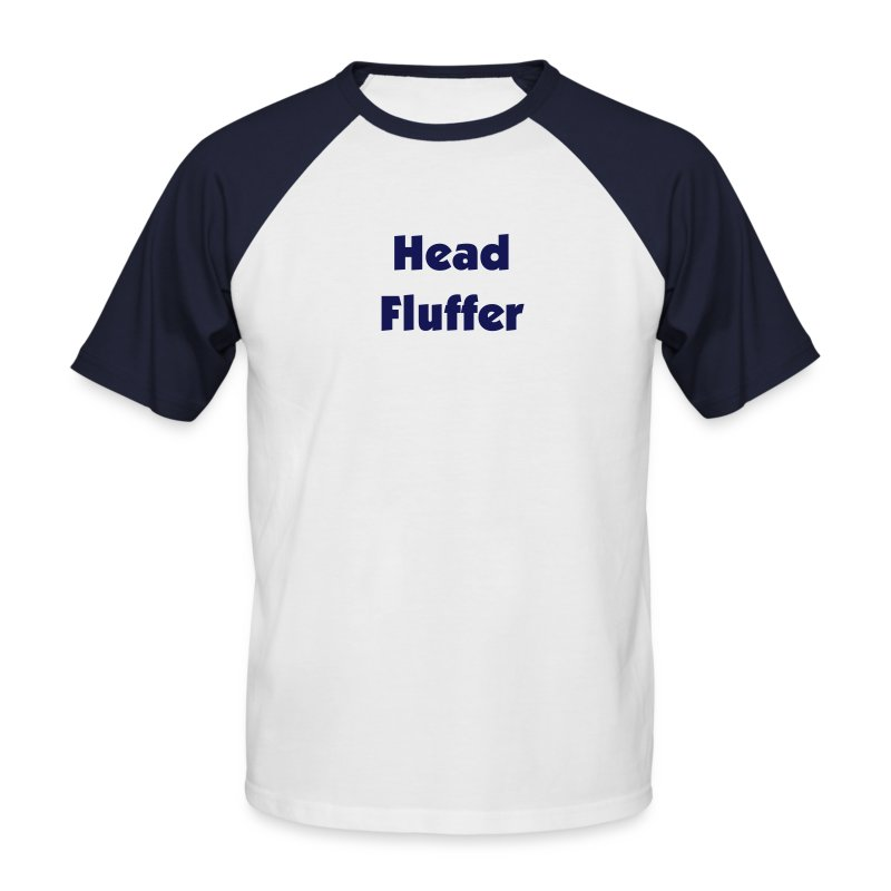 Head Fluffer T-Shirt - Men's Baseball T-Shirt