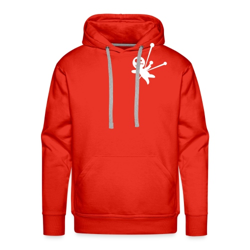 RED The Fallen HOODY - Men's Premium Hoodie