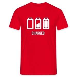 Fully Charged - Men's T-Shirt