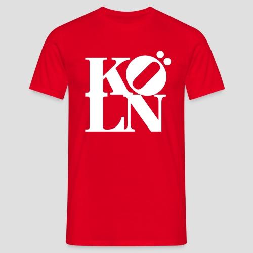 KÖLN - Männer T-Shirt