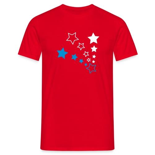 MYOSIS SHOOTING STARS - Men's T-Shirt