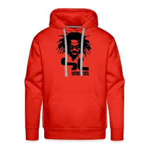 Selec Cuts Dreadhead - Men's Premium Hoodie