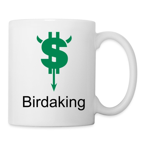 Birdaking Dollar Mug - Mug