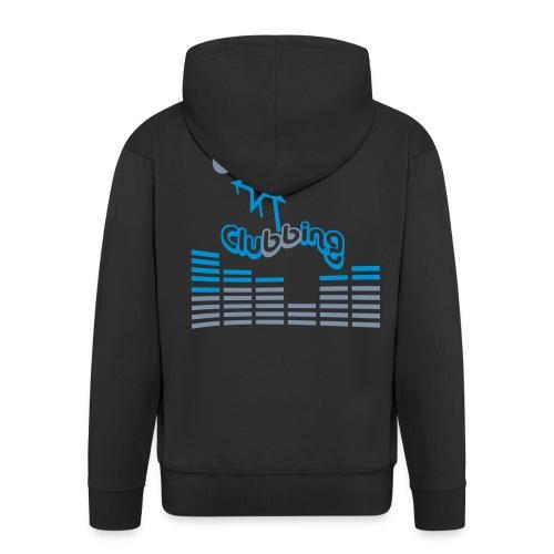veste electro - Veste à capuche Premium Homme