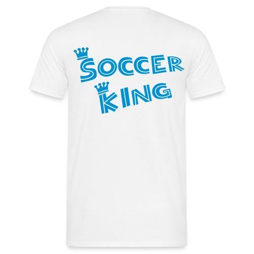 Soccerking - Männer T-Shirt
