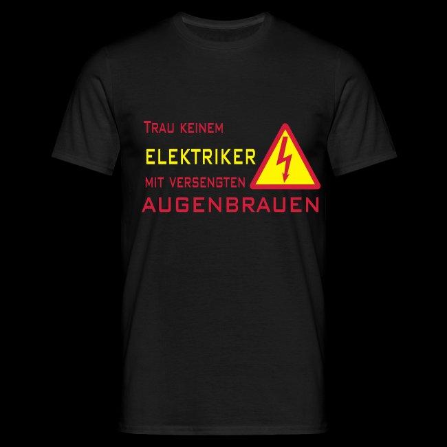 elektriker sprüche Hardys Sprüche | Elektriker   Männer T Shirt elektriker sprüche