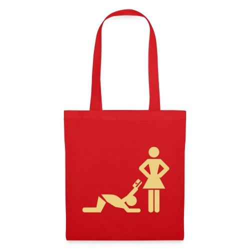 mumu shopping bag - Stoffbeutel