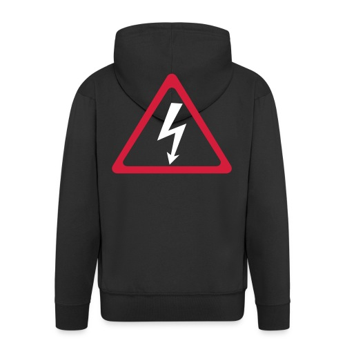 Danger Jacket - Men's Premium Hooded Jacket