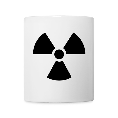 Mug blanc - MUG FASHION TENDANCE STOP AU NUCLEAIRE