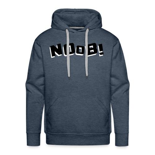noob hoodie - Men's Premium Hoodie