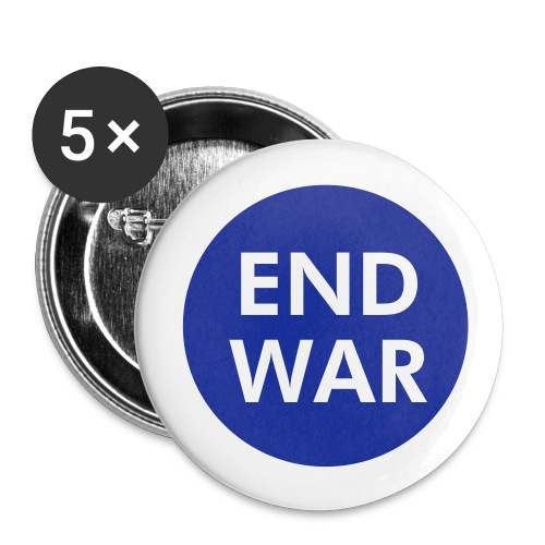 Show your support - Buttons small 25 mm