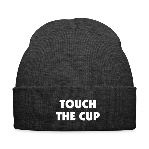 Touch The Cup Hat - Winter Hat