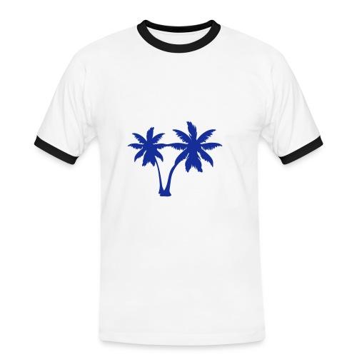 Maglietta Zoagli Company - Maglietta Contrast da uomo