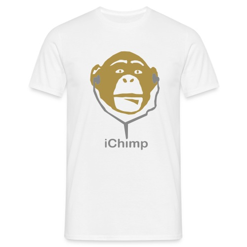 I chimp - Men's T-Shirt
