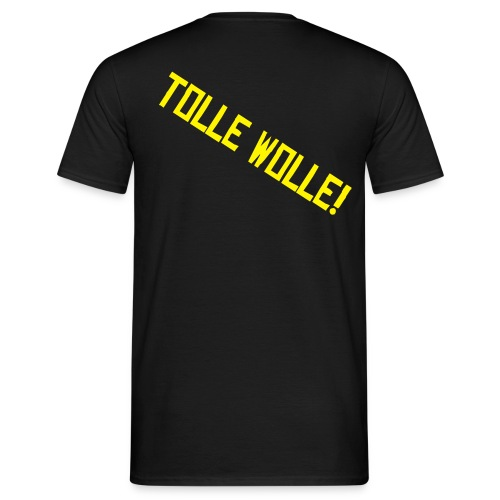 GAG - Tolle Wolle! - Männer T-Shirt