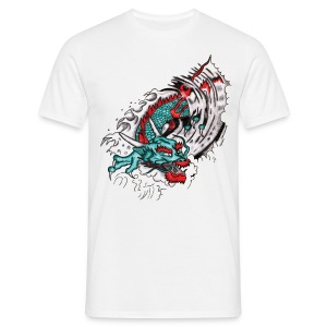 Ripping Dragon - Men's T-Shirt