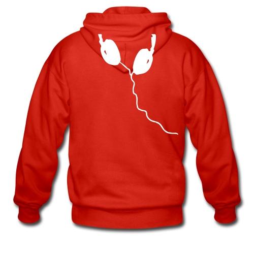 Iphones - Men's Premium Hooded Jacket