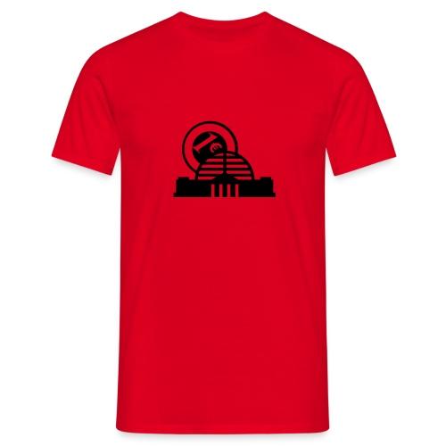 Sparbüchse Bundestag - Männer T-Shirt