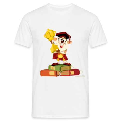 Prof. Mouse winner - Men's T-Shirt