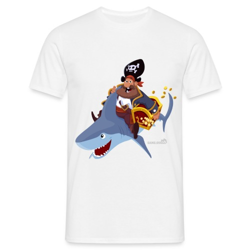 The Captn's adventures - Men's T-Shirt