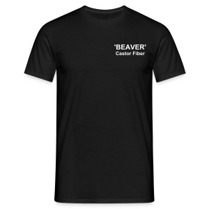 BEAVER - Gents TShirt - Men's T-Shirt