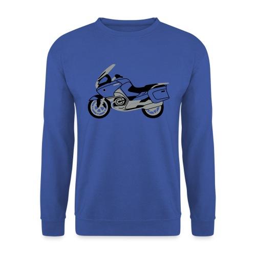 R1200RT Silver Lowers (Green) - Men's Sweatshirt
