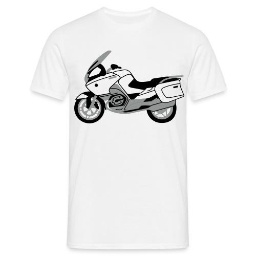 R1200RT Silver Lowers (White) - Men's T-Shirt