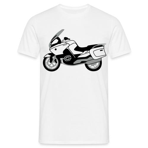 R1200RT Black Lowers (White) - Men's T-Shirt