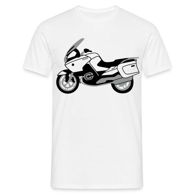 R1200RT Black Lowers (White)