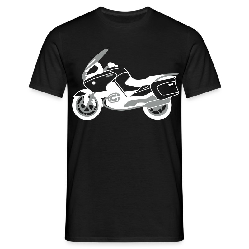 R1200RT Black Lowers (Black) - Men's T-Shirt
