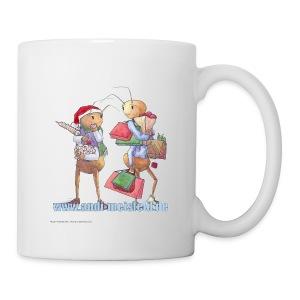 Dufte Weihnachtstasse - Tasse