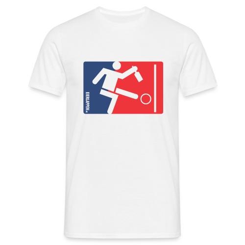 Eierlappen T-Shirt - Männer T-Shirt